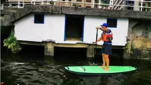 Bilbobentura - Paddle Sup - Caseta Patos
